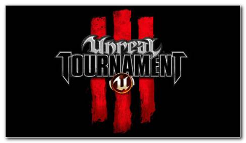 Unreal Tournament 3 Logo HD Wallpaper