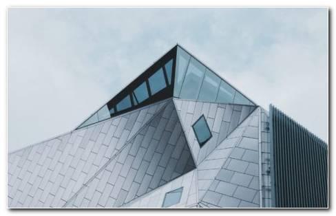 Urban Architecture HD Wallpaper