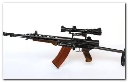 Vahan Rifle