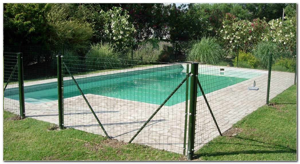Valla Seguridad Piscina