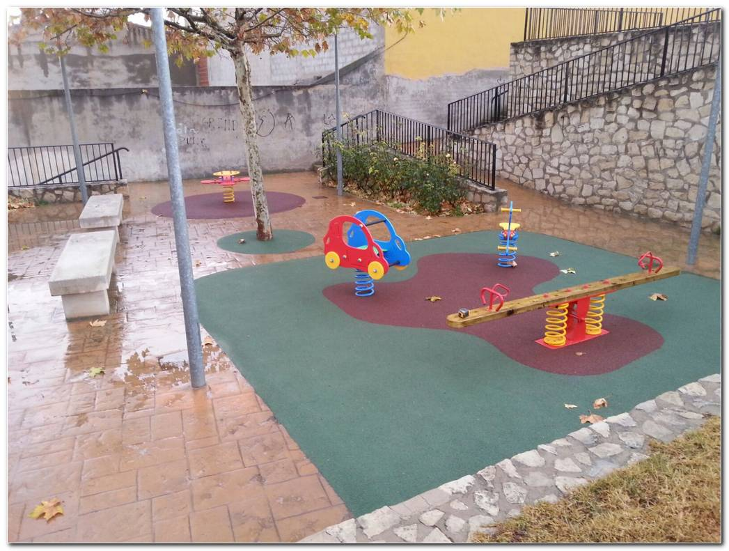 Valla Zona De Juegos