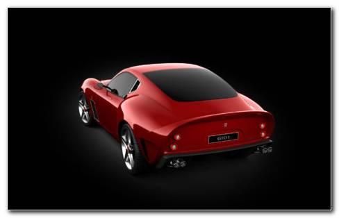 Vandenbrink Gto Ferrari HD Wallpaper