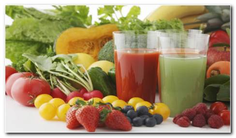 Vegetable Juice HD Wallpaper