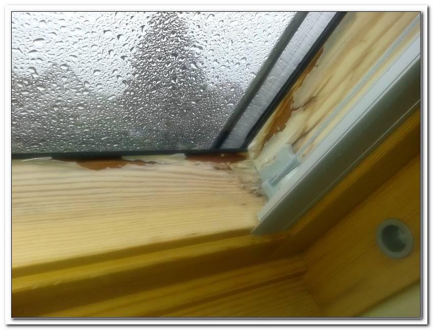 Velux Fenster Abdichten Innen