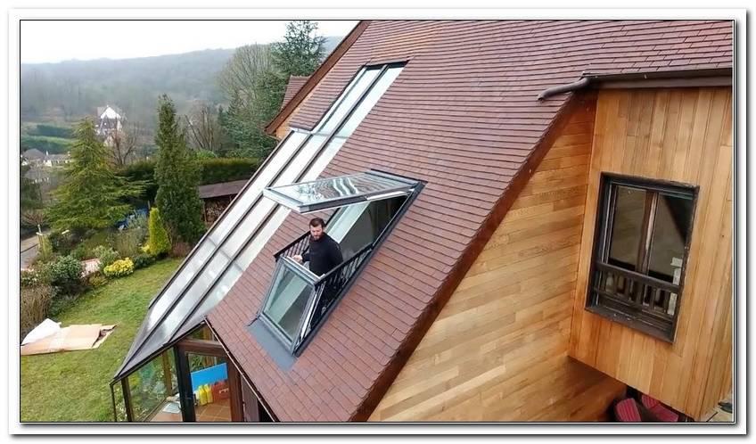 Velux Fenster Balkon