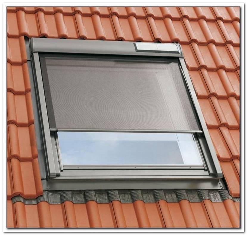 Velux Fenster Beschattung