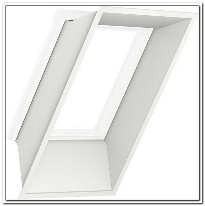 Velux Fenster Einbaurahmen