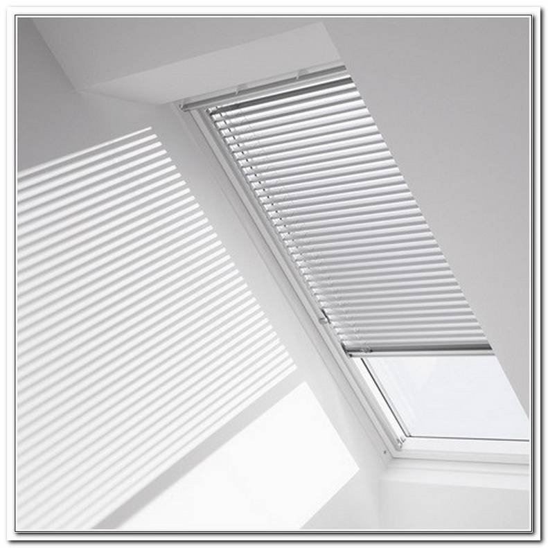 Velux Fenster Jalousien Rollos