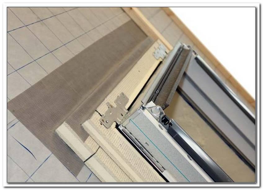 Velux Fenster Montage