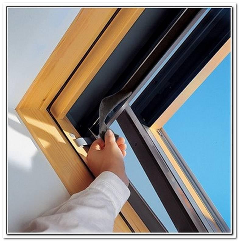 Velux Fenster Neu Abdichten