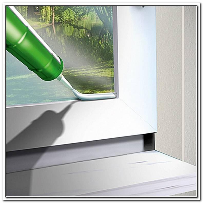 Velux Fenster Silikon Abdichten
