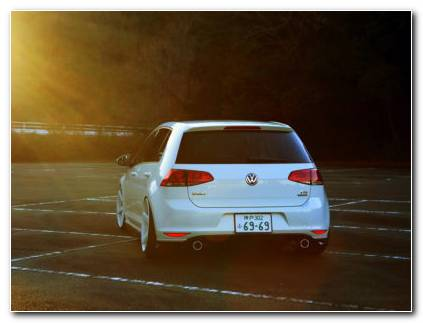 Volkswagen Golf HD Wallpaper