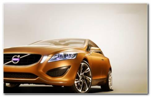 Volvo Brown HD Wallpaper