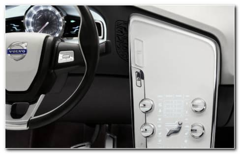Volvo Xc60 Concept HD Wallpaper