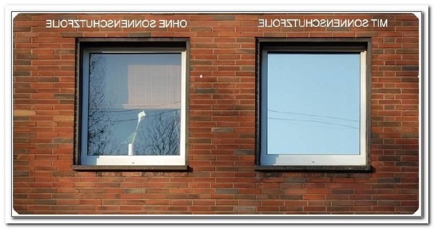 W?Rmeschutz Folie F?R Fenster