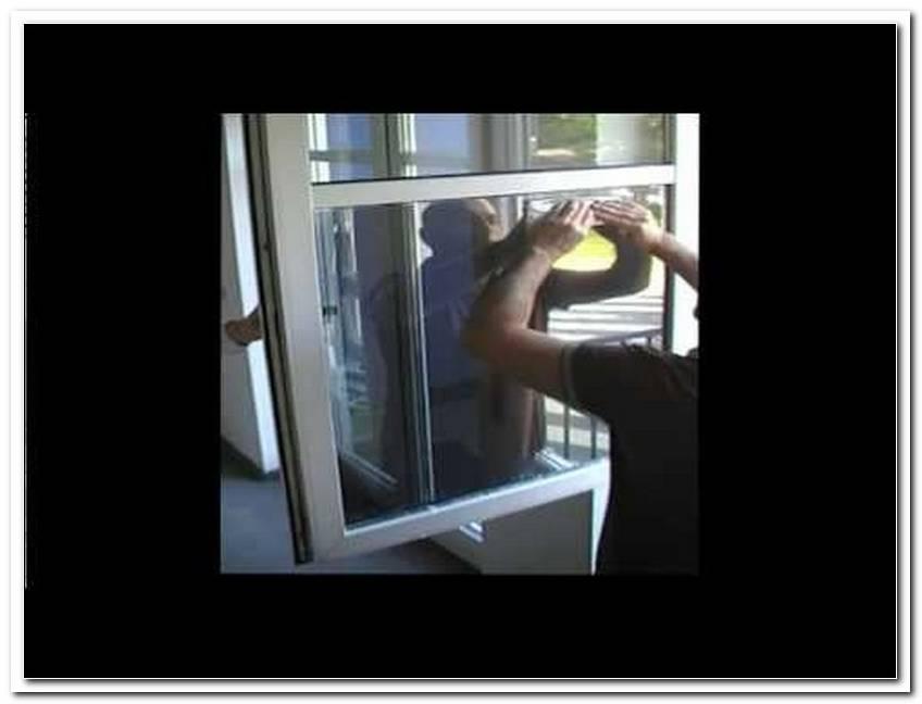 W?Rmeschutzfolie Fenster Anbringen