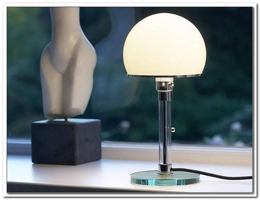 Wagenfeld Lampe Ersatzteile