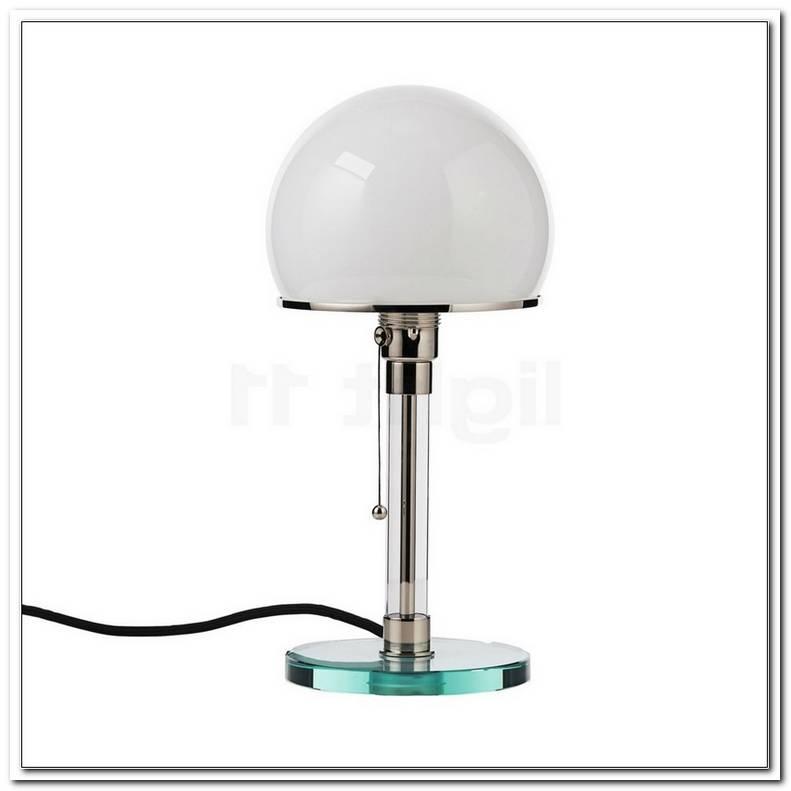 Wagenfeld Lampe Wg 24