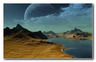 Wallpaper Earth 1