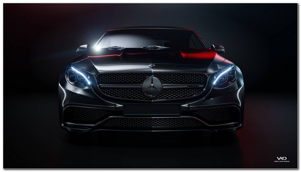 Wallpaper Mercedes Benz