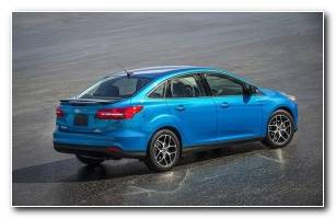 Wallpapers Of Ford Focus 2015