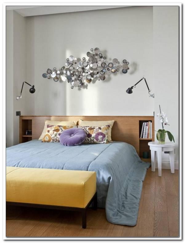 Wand Deko Schlafzimmer