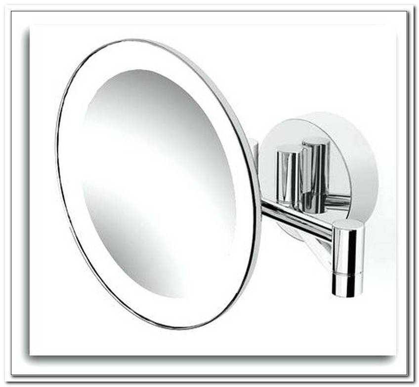 Wand Kosmetikspiegel Beleuchtet Test