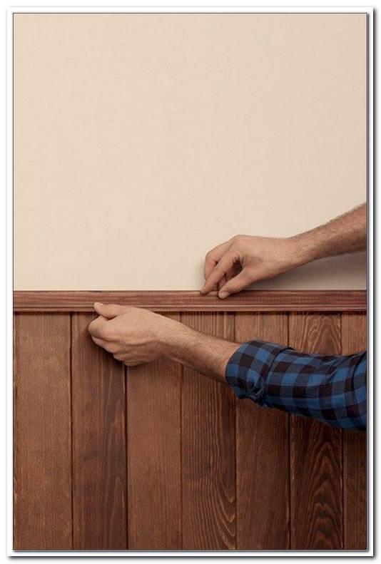 Wand Verkleiden Mit Holz