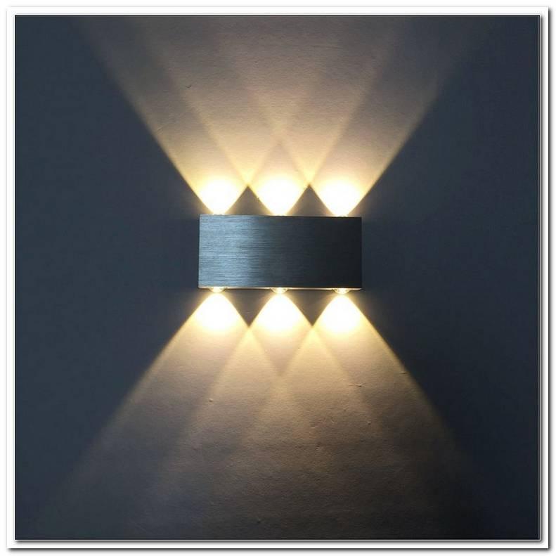 Wandlampe Indirekte Beleuchtung