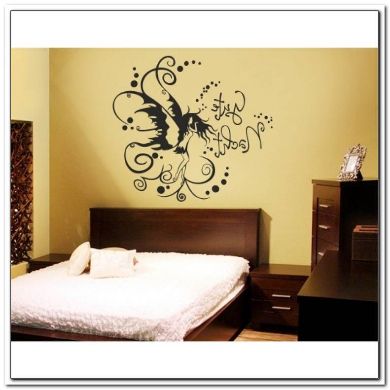 Wandtattoo Schlafzimmer Selber Malen