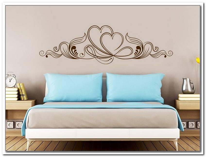 Wandtattoo Schlafzimmer Selbst Gestalten