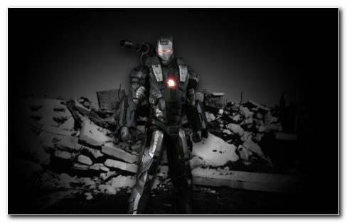 War Machine HD Wallpaper