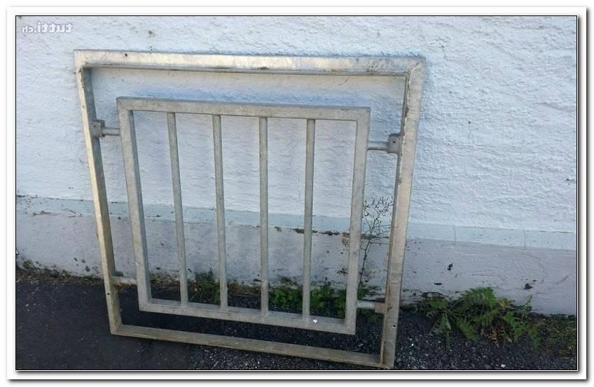 Was Kostet Fenster Vergittern