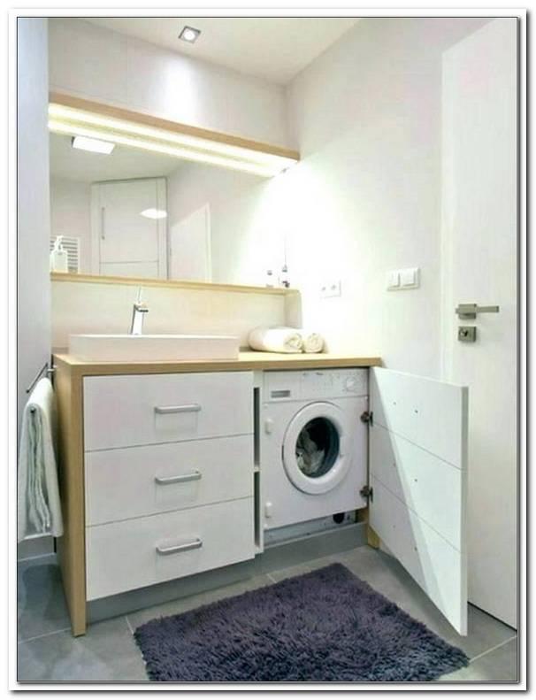 Waschmaschine Im Bad Oder K?Che