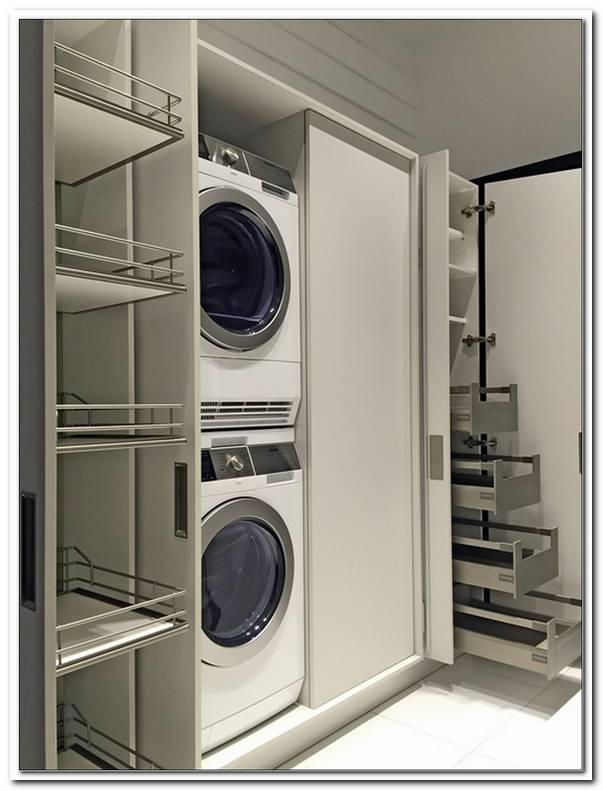 Waschmaschine In KChe Einbauen Vibration
