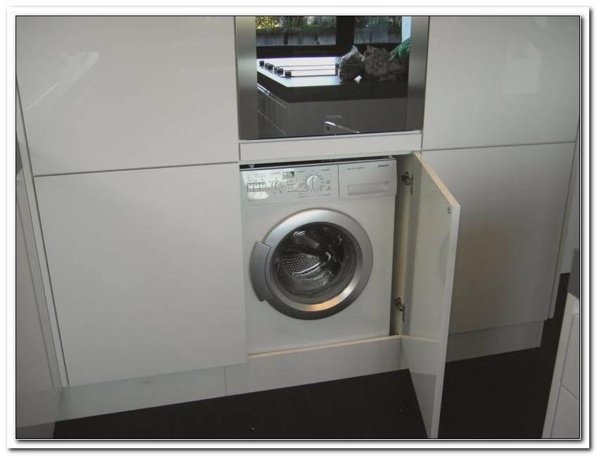Waschmaschine In K?Che Einbauen