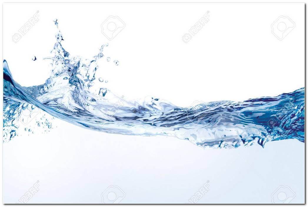 Water Splash Background