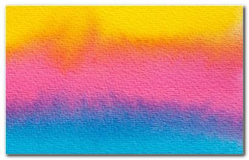 Watercolor Stripes HD Wallpaper