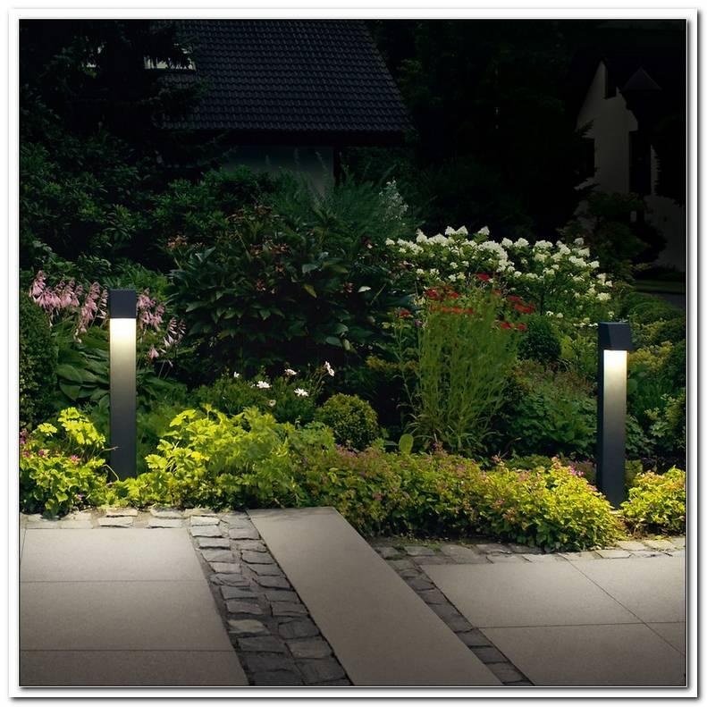 Wegbeleuchtung Garten Led