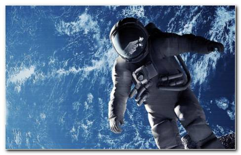 Weightlessness HD Wallpaper