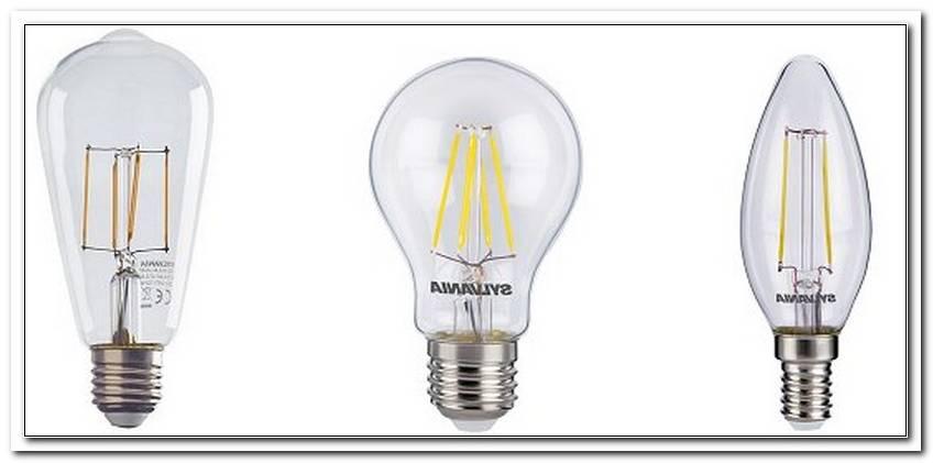 Welche Arten Von Led Lampen Gibt Es
