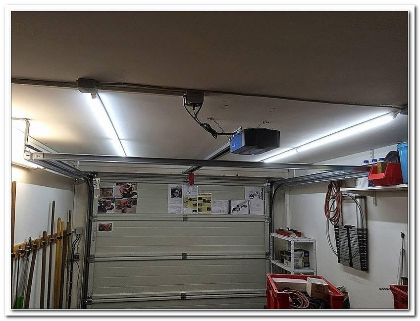 Welche Beleuchtung F?R Garage