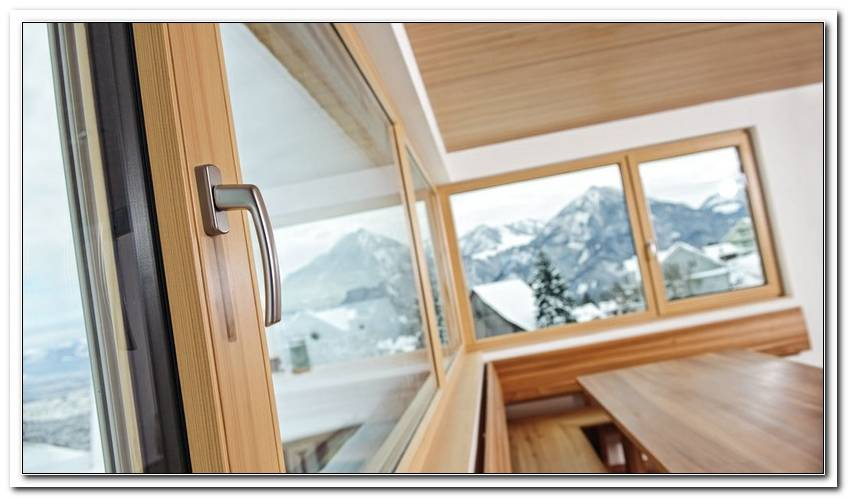 Welches Holz F?R Fenster