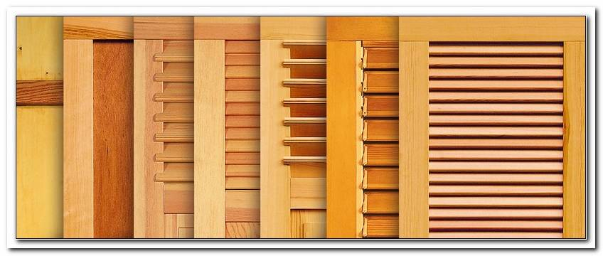 Welches Holz FR FensterlDen