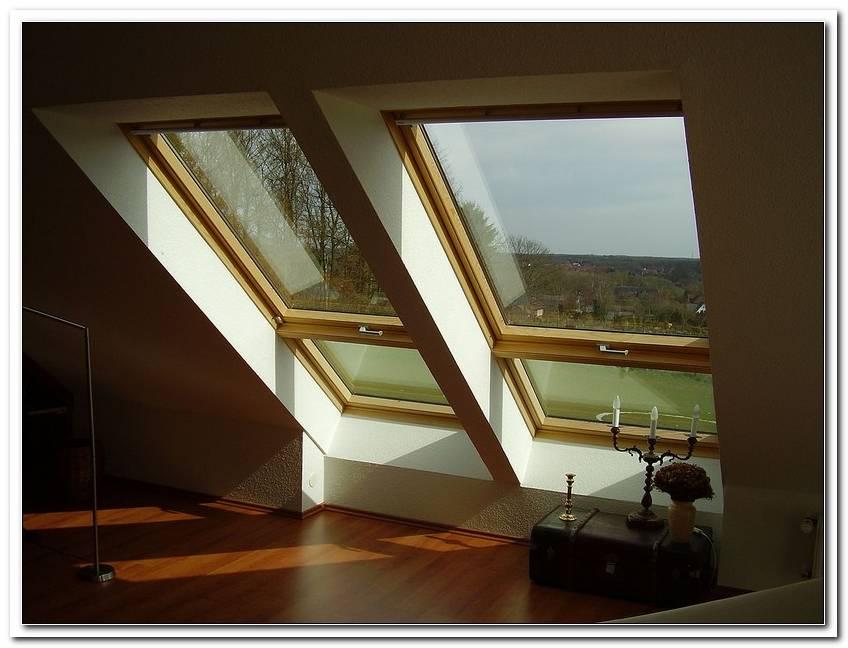 Wer Baut Dachfenster Ein