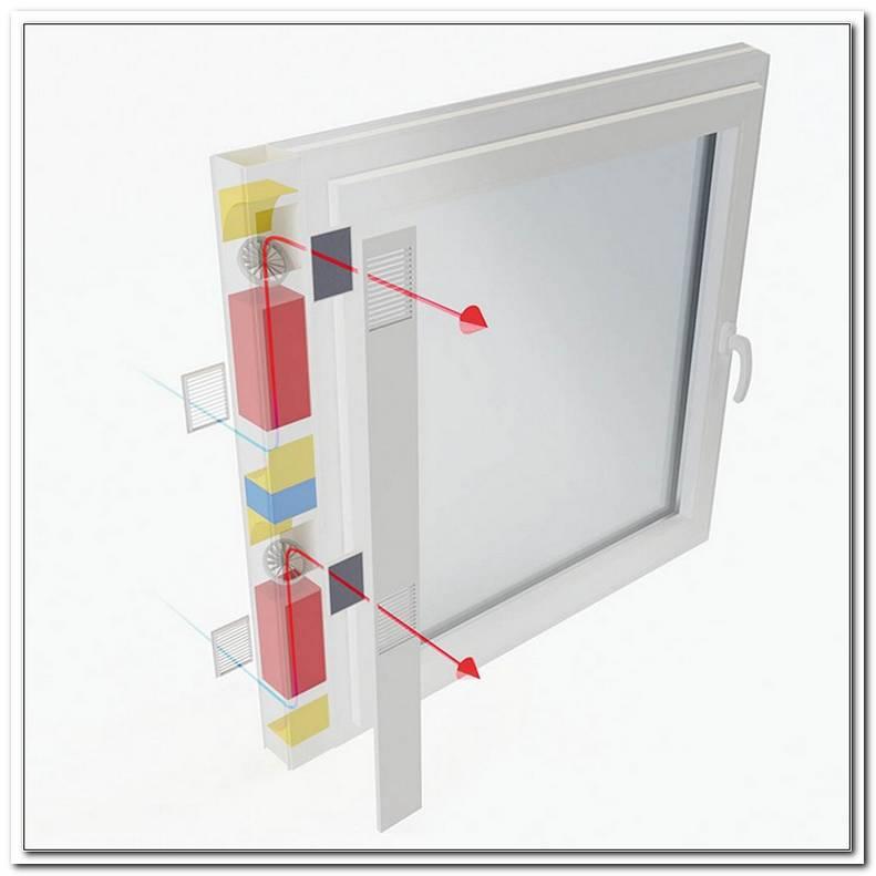Weru Fenster Mit Integrierter L?Ftung