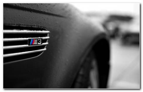 Wheel Of BMW M3 HD Wallpaper