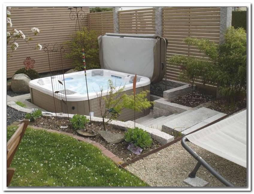 Whirlpool Im Garten Integrieren