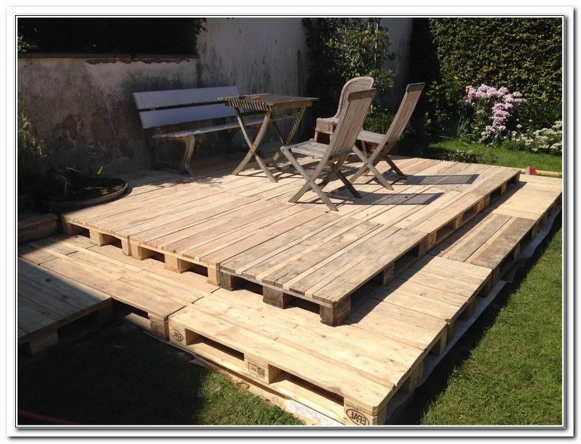 Wie Baue Ich Eine Terrasse