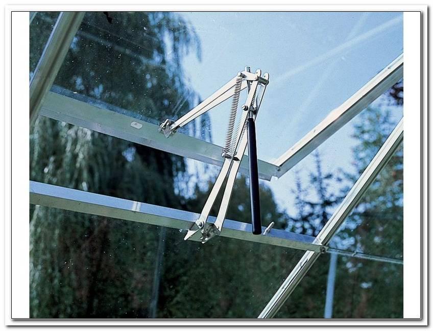 Wie Funktioniert Ein Automatischer Fenster?Ffner Gew?Chshaus